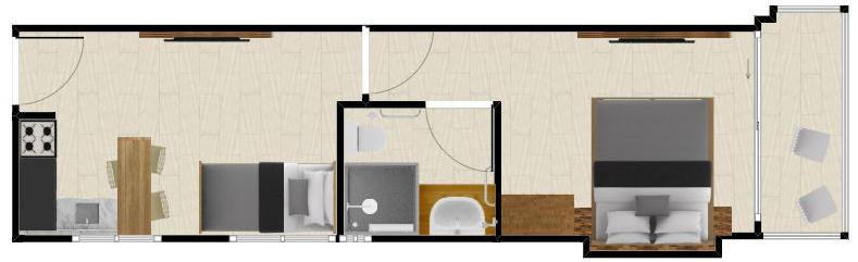 Apartamento Riviera Panorâmico