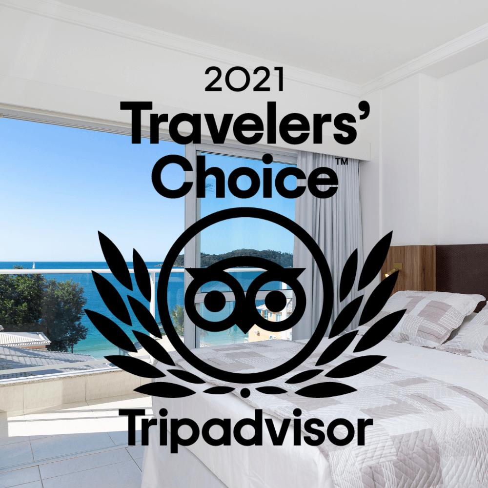 Prêmio Travellers' Choice – Os melhores dos melhores
